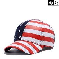2017Hot stil die Sterne und die Streifen design Dope Druck casquette baseballmütze individualität Hip-hop-kappe Hut für männer und frauen