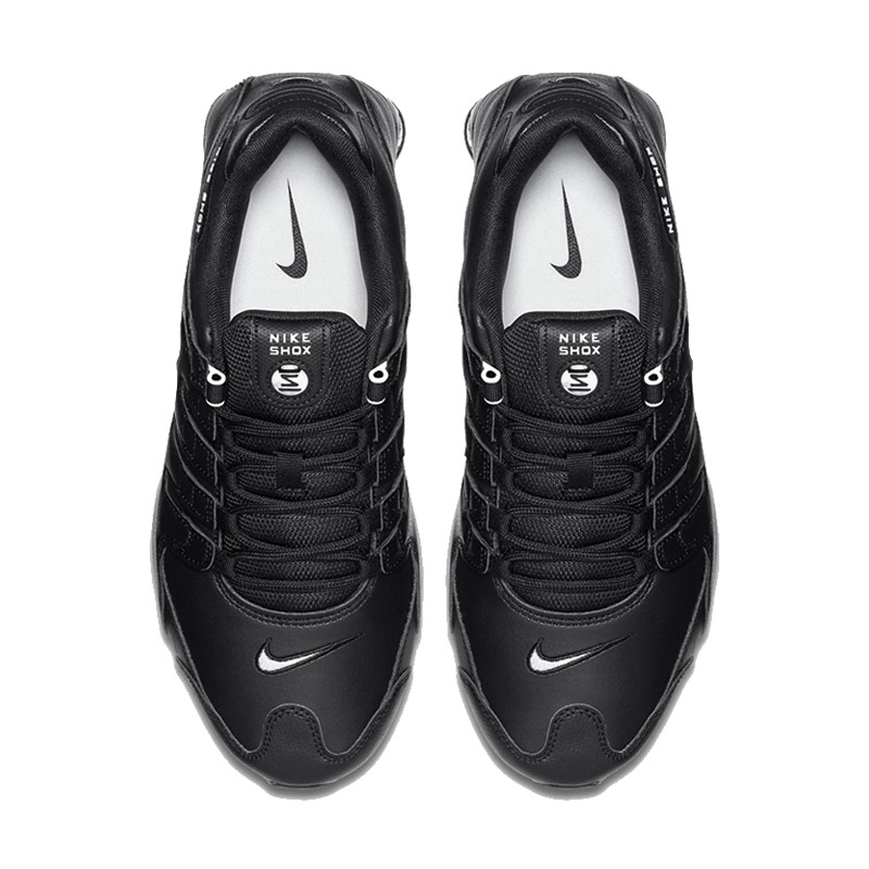 huge discount d4a91 dd132 Original 2018 NIKE SHOX NZ EU Mens Running Shoes Outdoor Sports Designer  Athletics Official Cushioning Lace up Sneakers 501524-in Running Shoes from  Sports ...
