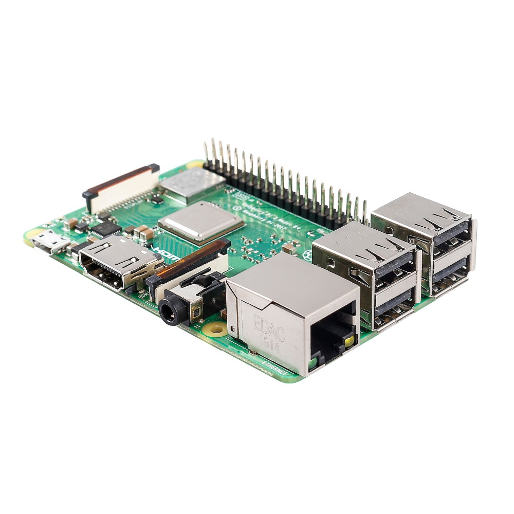 Image 3 - SunFounder Raspberry Pi 3 Model B+ Quad Core 1.4GHz 64bit CPU Third Generation Raspberry Pi 3B+-in Demo Board from Computer & Office