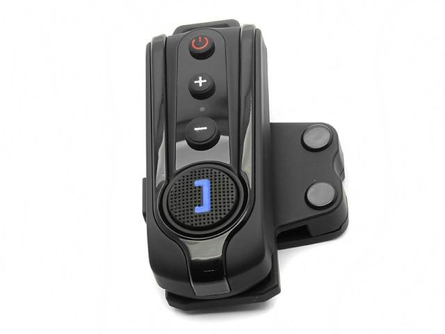 Casco de la motocicleta Bluetooth Headset Bt-s1 1000 m Bt Intercom Auricular Bluetooth Para La Motocicleta Comunicaciones Con Radio Fm