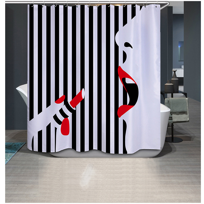 Cool Shower Curtains black woman shower curtains promotion-shop for promotional black
