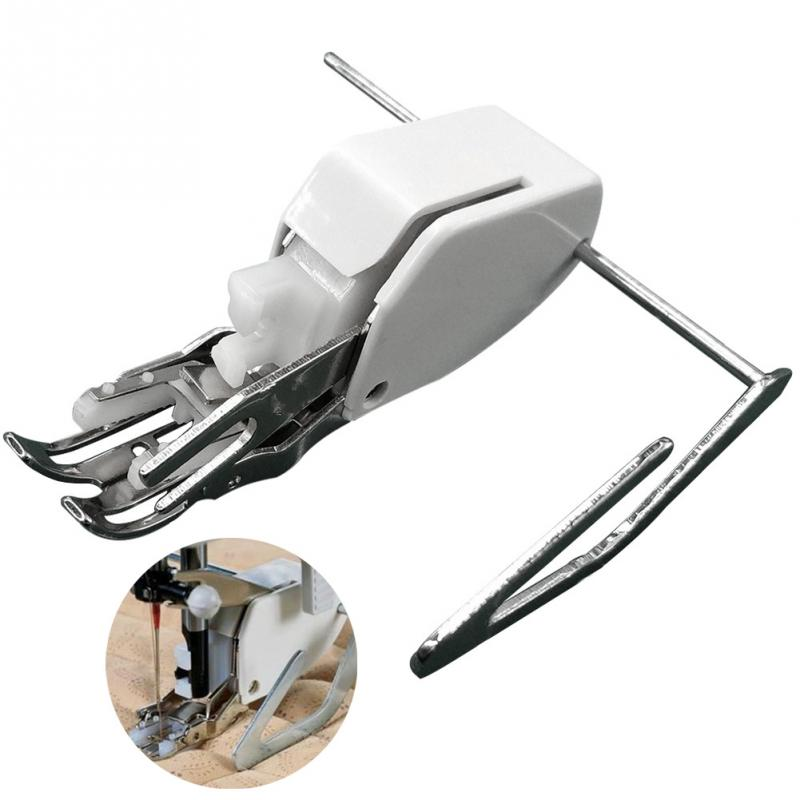 Stainless steel Sewing Machine Walking Foot Feed Multi-function Quilting Home Presser foot For Arts Crafts