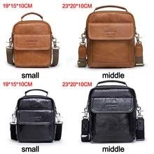Genuine Leather Vintage Shoulder Bag