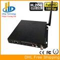 DHL Frete Grátis HDMI + CVBS/BNC Wifi/H.264 Hardware Para IPTV Codificador De Áudio E Vídeo Sem Fio, Live Streaming