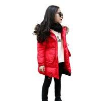 Kids Coat Autumn Winter Coats Baby Girl Clothes Girls Outwear Jacket Children Clothing Girls Jackets 8 10 12 Years
