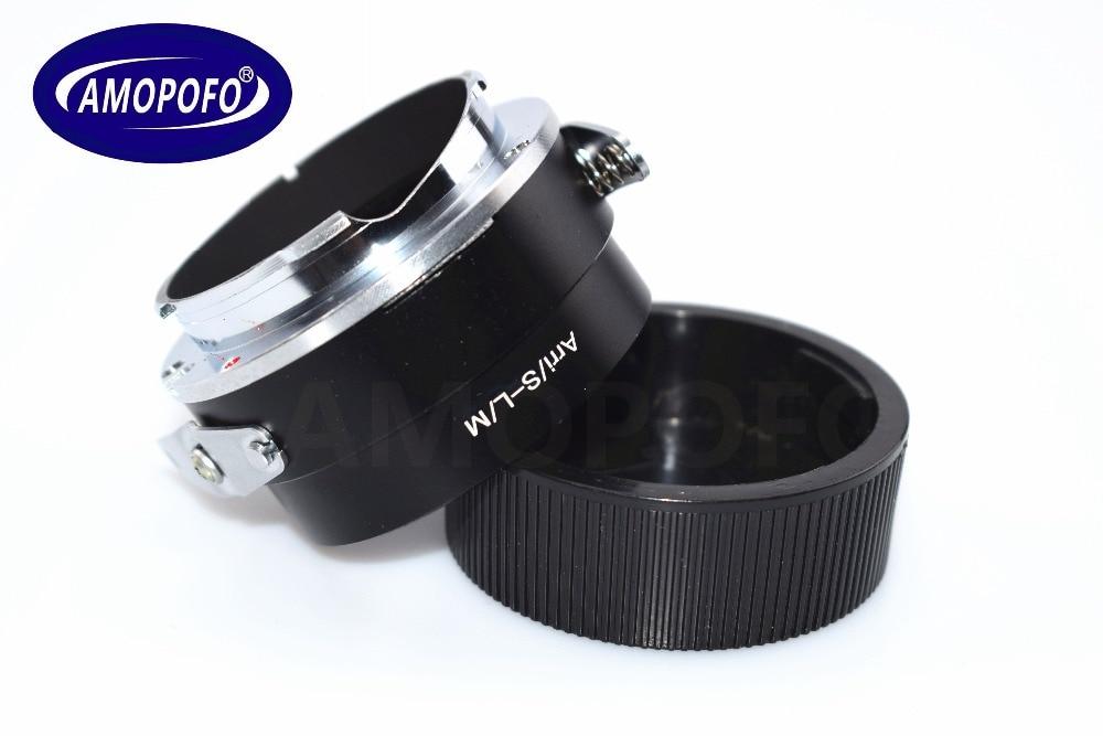 ARRI / S-LM Adapter Arriflex Arri S Objektiv auf Für Leica M L / M - Kamera und Foto - Foto 2