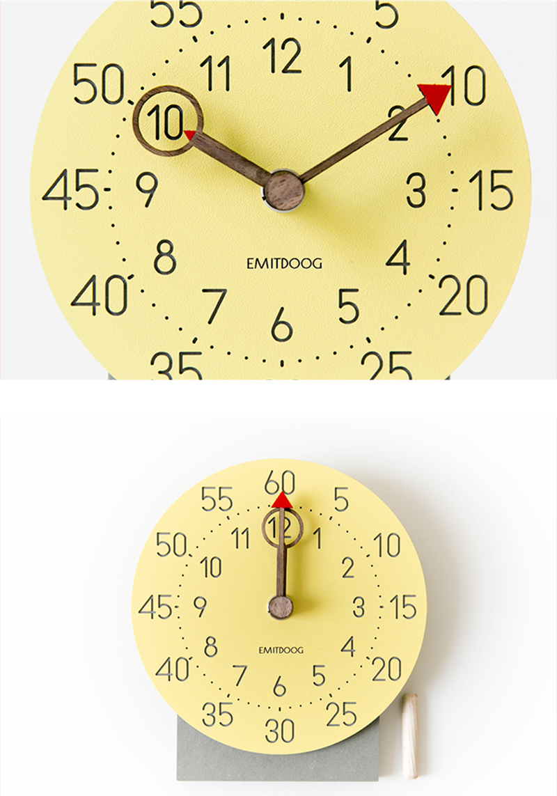 retro clock with time projection clock vintage reloj mesa vintage reloj antiguo automobile clock alarm clock bedroom clock clock flip watch table table clock (7)