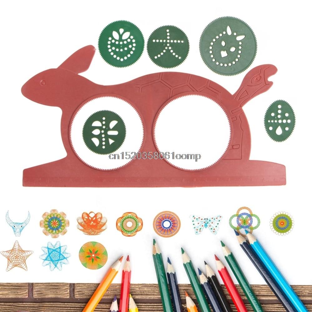Magic Creative Rabbit Pad Sketchpad Drawing Board Kids Gift Educational Toys Gift DIY #K4UE# Drop Ship