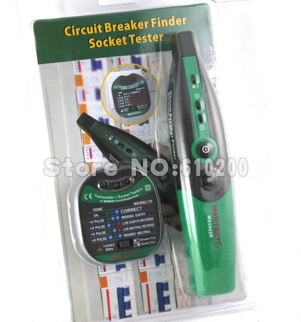 free shipping ms5902 circuit breaker finder socket tester rh aliexpress com