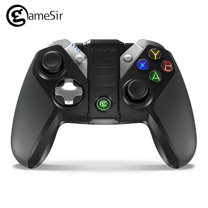 все цены на GameSir G4s Bluetooth 4.0/2.4G Wireless / Wired Gamepad Game Controller 800 mAh Capacity for iOS Android PC PS3 Tablet TV Box