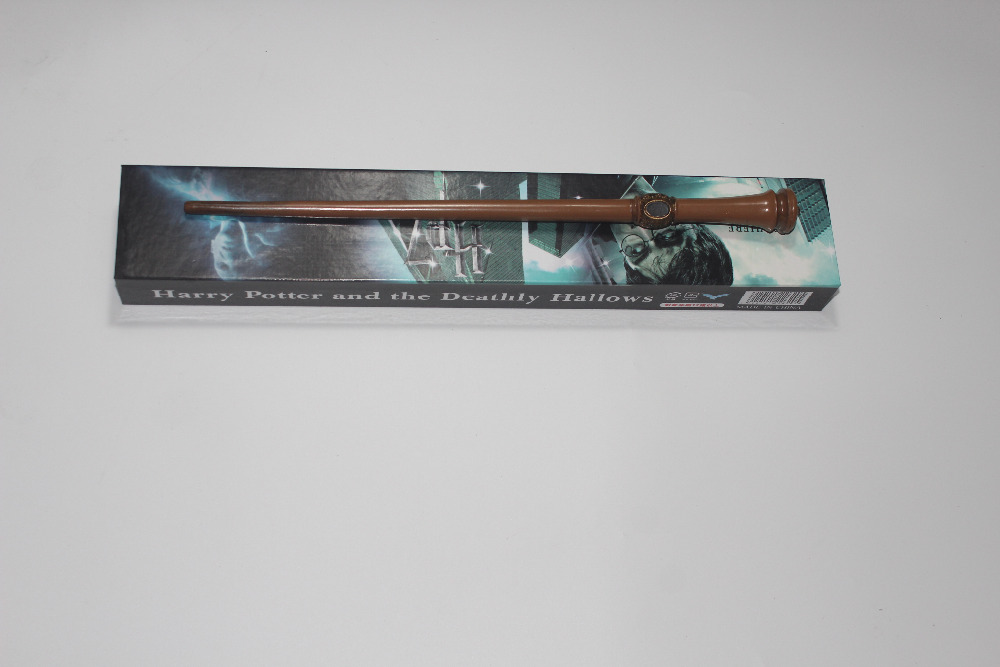 Harry Potter Ron Weasley Cosplay Magic Wand Stick Toys Collection In Black Box