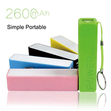 2600mAh 1*18650 Power Bank Battery Box Mobile Phone Charger DIY Shell Case For iphone6 Plus S6 xiaomi DIY Kit Storage Case Box цена и фото