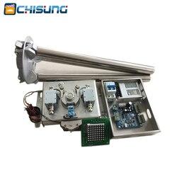 Półautomatyczny mechanizm statywu z płyta sterowania 3 ramiona SS z tacą