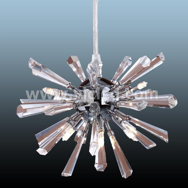 New arrival planet crystal chandeliers