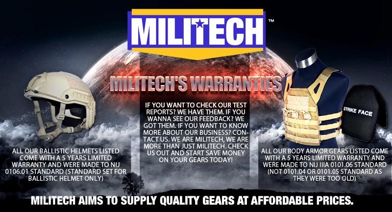 Militech banner 2