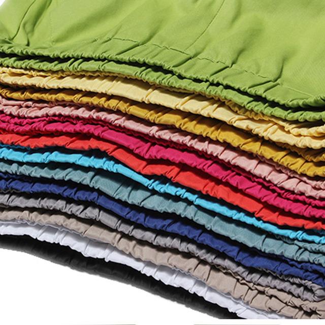 Women's Elastic Waist Cotton Shorts