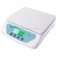 Báscula electrónica universal de 30kg para cocina, pantalla LCD, para el hogar, My06 19