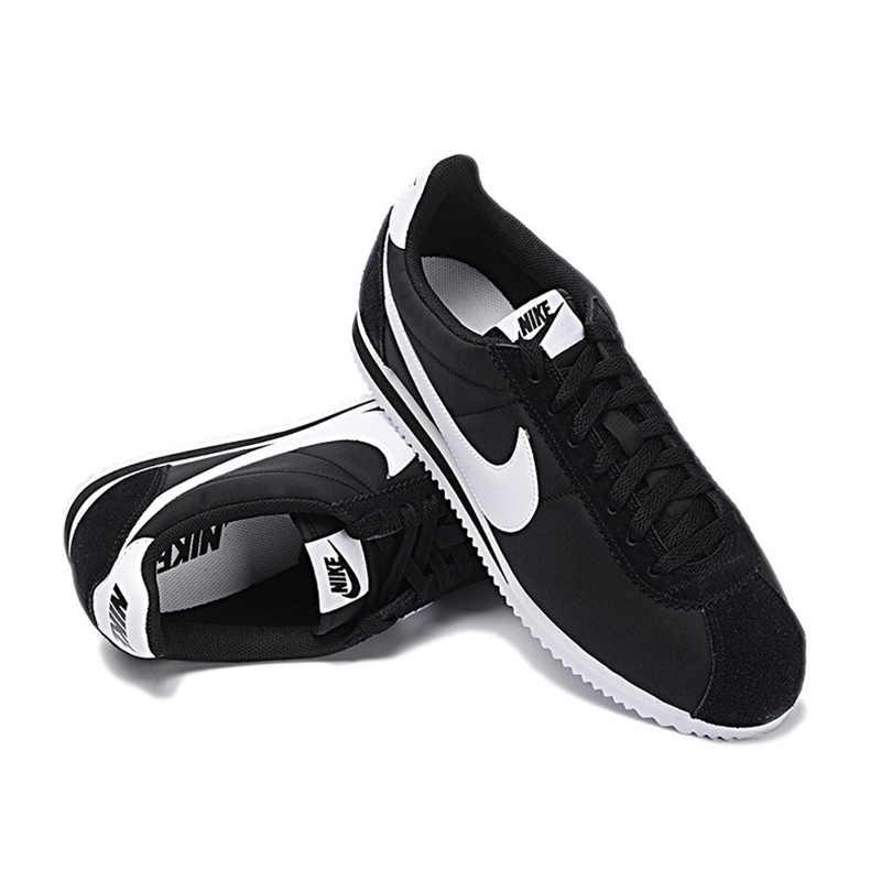 Nova Chegada Original Autêntico Nike Cortez Clássico Respirável Tênis de Corrida dos homens Tênis Esportivos Formadores