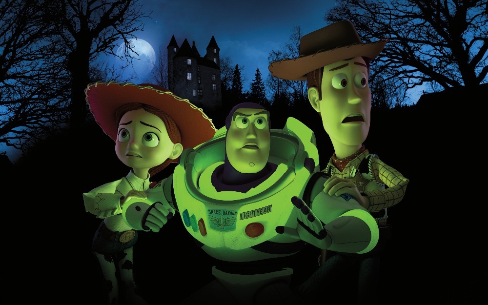 Free shipping,Toy Story of Terror TV Movie,Poster HD HOME