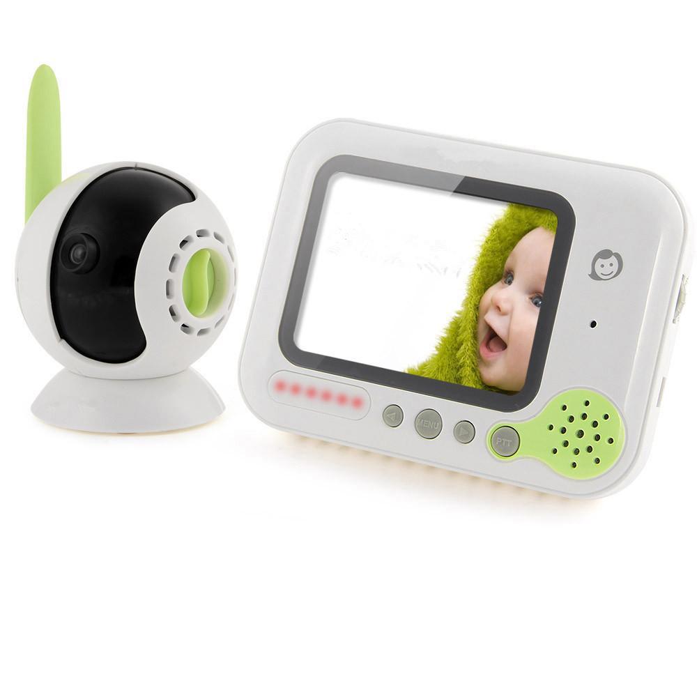 2.4 г Беспроводной Видеоняни и радионяни 3.5 дюймовый ЖК дисплей Экран, Беспроводной Уход за младенцами Мониторы новорожденных Мониторы ING