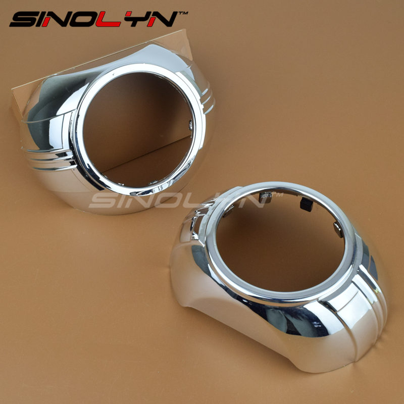 High Temperature Resistant Cyclopss Smax OCULAR 2.0 Shrouds Bezels Mask Hoods For 2.5 Inch Or 3.0 Inch WST Q5 E5 Projectors Lens