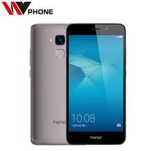 "WV Original HuaWei Honor 5C Kirin 650 Octa Core 4G FDD LTE Mobile Phone 5.2"" FHD 1080P 13.0MP metal Smartphone"