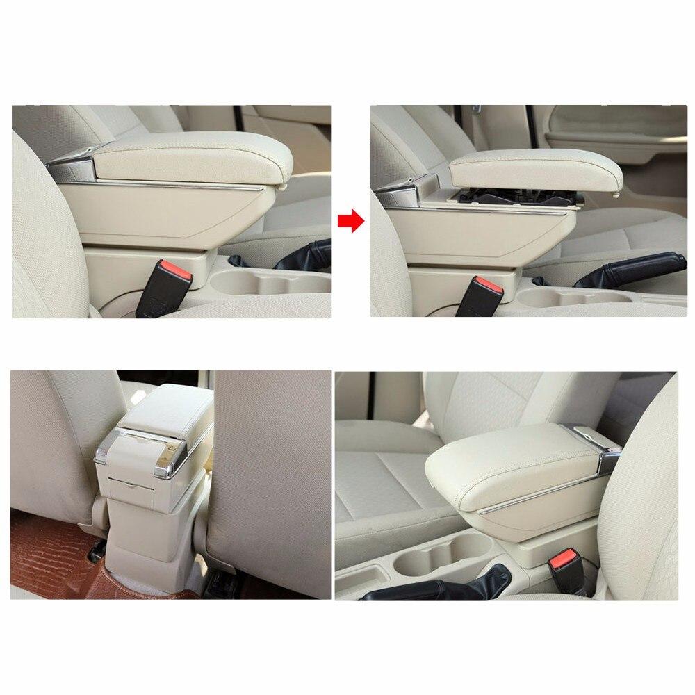 Подлокотник коробка для Honda CR-Z CRZ центральной консоли Arm хранить содержимое коробки обладатель Кубка пепельница с ростом и вниз Функция стайлинга автомобилей