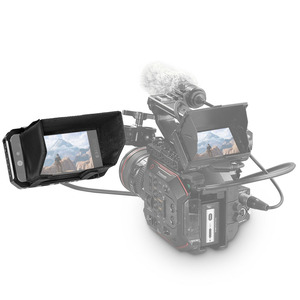 """Image 3 - Smallhd 501/502 for smallrig sunhood monitor cage painting """"sunshade hood 2177 fitted monitor protection cage"""