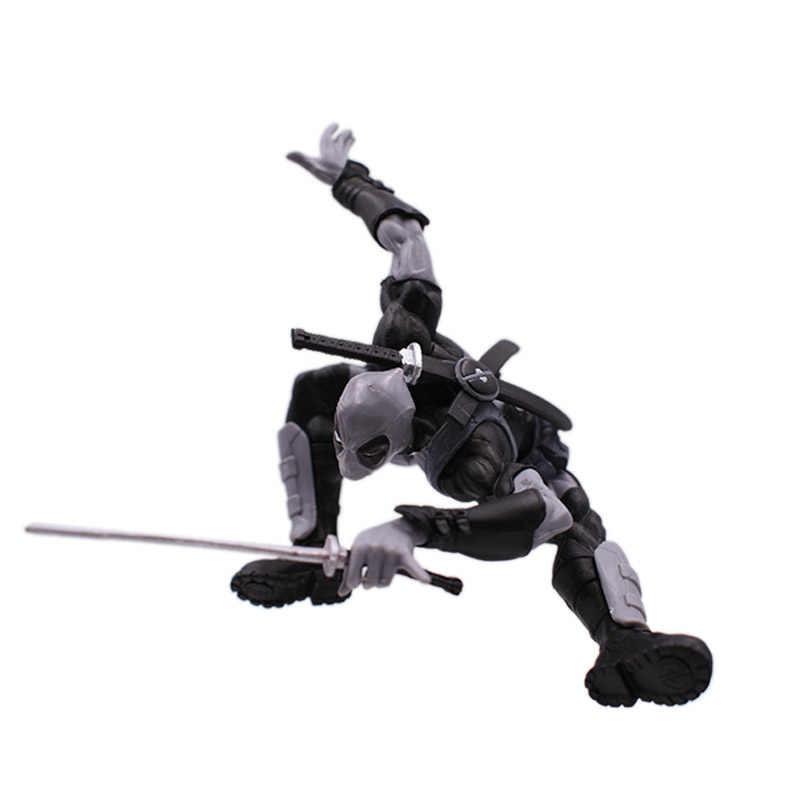 20 centímetros Boneca Animiation Ocidental Quente SHFigure Deadpool Ação PVC Modelo Toy Collectible Presente de Natal Para Crianças