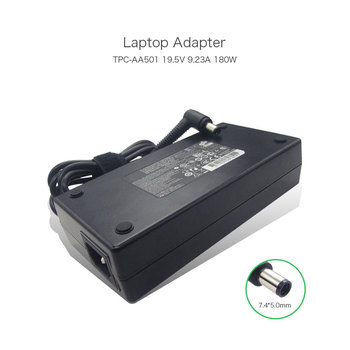 Genuine Laptop AC Adapter 19.5V 9.23A 180W 7.4*5.0mm Power Supply for HP ELITEDESK 800 G1 TPC-AA501 681059-001 APB002-020H2