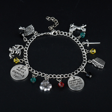 dongsheng A Girl Worth Fighting For Mysterious as the Dark Side of the Moon Mulan Bracelet Bangles Wristlet Bracelet for Women-2