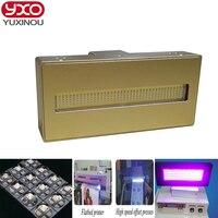 1 шт. 360 Вт Светодиодная лампа УФ-отверждения для печатная машина сушки печати