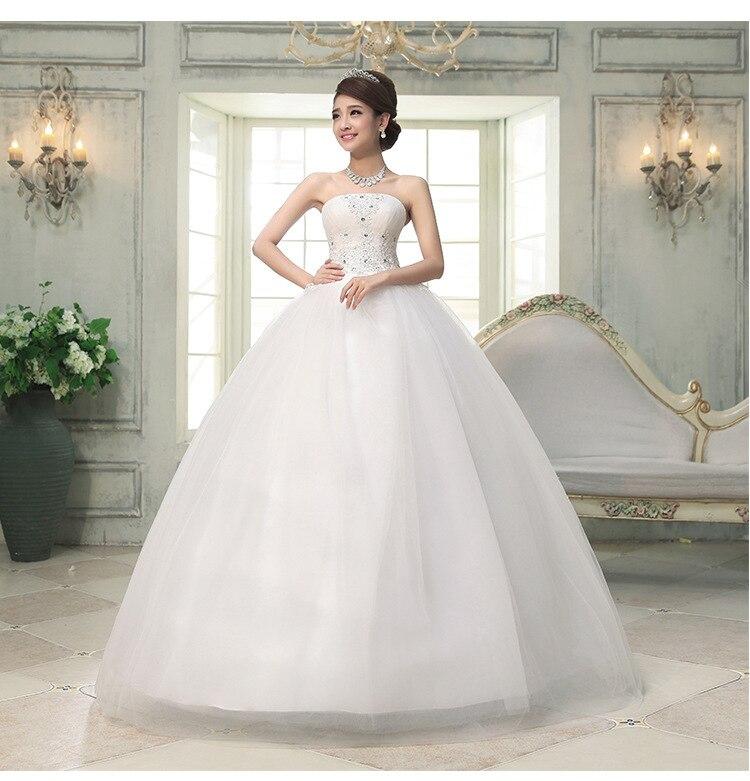 Suzhou Wedding Dress New Modern Minimalist Bra Straps Korean