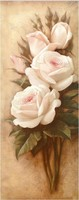 Full Diamond Painting Pink Rose Kit Resin Square Stone Painting Room Wall Holiday Gift Home Decoration