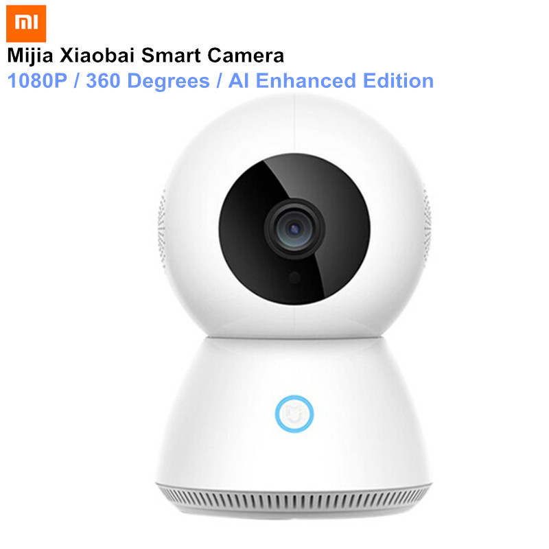 Xiaomi Mijia Xiaobai 1080P Enhanced Edition 2018