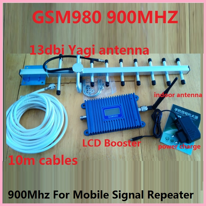 c57e6e8a5 شاشة الكريستال السائل! GSM الهاتف المحمول 900 ميجا هرتز إشارة التعزيز ،  الخلوية GSM مكرر إشارة ، Repetidor هاتف محمول gsm مكبر صوت أحادي