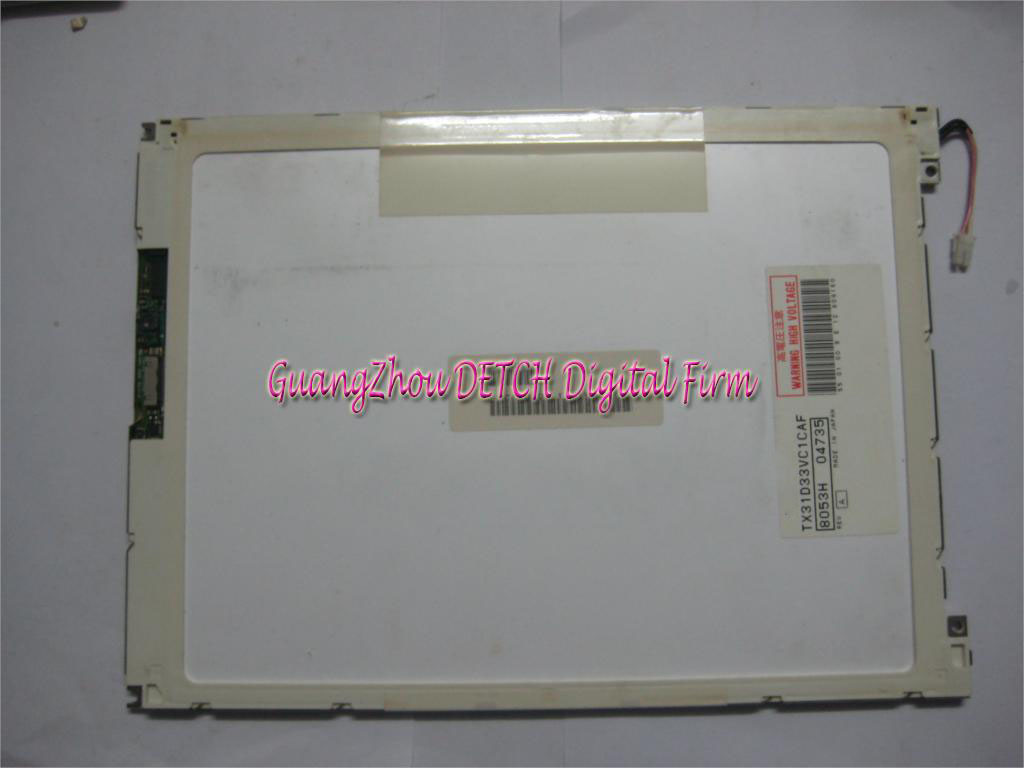 Industrial display LCD screen 12.1-inch TX31D33VC1CAF LCD screen lc171w03 b4k1 lcd display screens