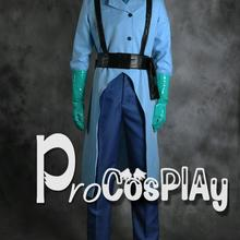procosplay Team Fortress 2 Medic Blue Cosplay Costume Custom mp000727