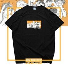 [Сток] Аниме Haikyuu все член хлопчатобумажная футболка костюм для ролевой игры унисекс S-3XL для Хэллоуина хорошая дешевая