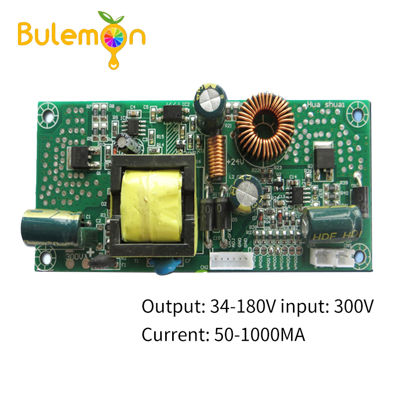Universal LED LCD TV Universal Backlight Drive Light Bar 50-1000MA Boost Power Supply Constant Current Integrated BoardUniversal LED LCD TV Universal Backlight Drive Light Bar 50-1000MA Boost Power Supply Constant Current Integrated Board