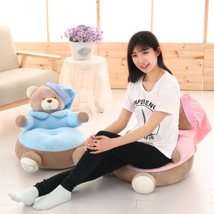 Children's Sofas Cartoon Children Small Sofa Seat Washable Plush Toys Children Sofa Stool Children Furniture