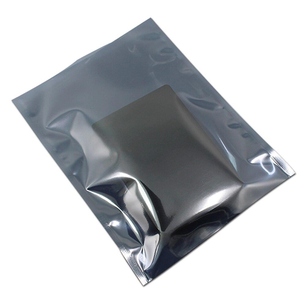 DHL 600 Pz lotto Schermatura Anti-Statica Sacchetti di Imballaggio Open Top  di Plastica Anti Static Elettronica Imballaggio Del Sacchetto di  Immagazzinaggio ... f42e27c6652c