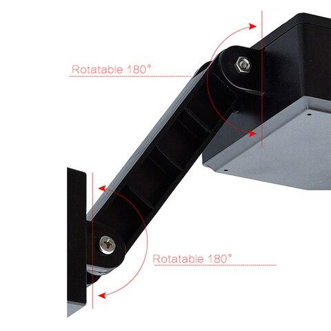 sensor de movimento solar luz parede