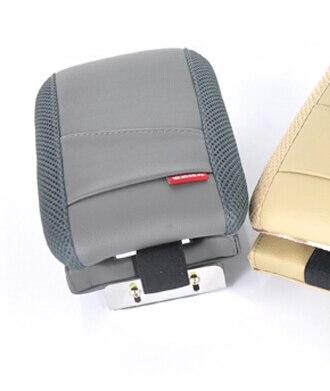 ФОТО armrest storage Grey for Hyundai Tucson Verna Elantra Accent Santa Fe Sonata Car decoration