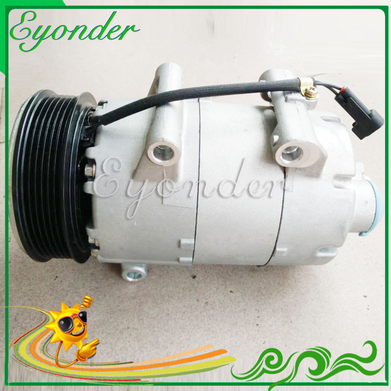 Car AC A/C Air Conditioning Compressor Cooling Pump VS16 for FORD MONDEO GALAXY S-MAX MONDEO IV 1.8 2.0 1435796 1441291 1566168 520w cooling capacity fridge compressor r134a suitable for supermaket cooling equipment
