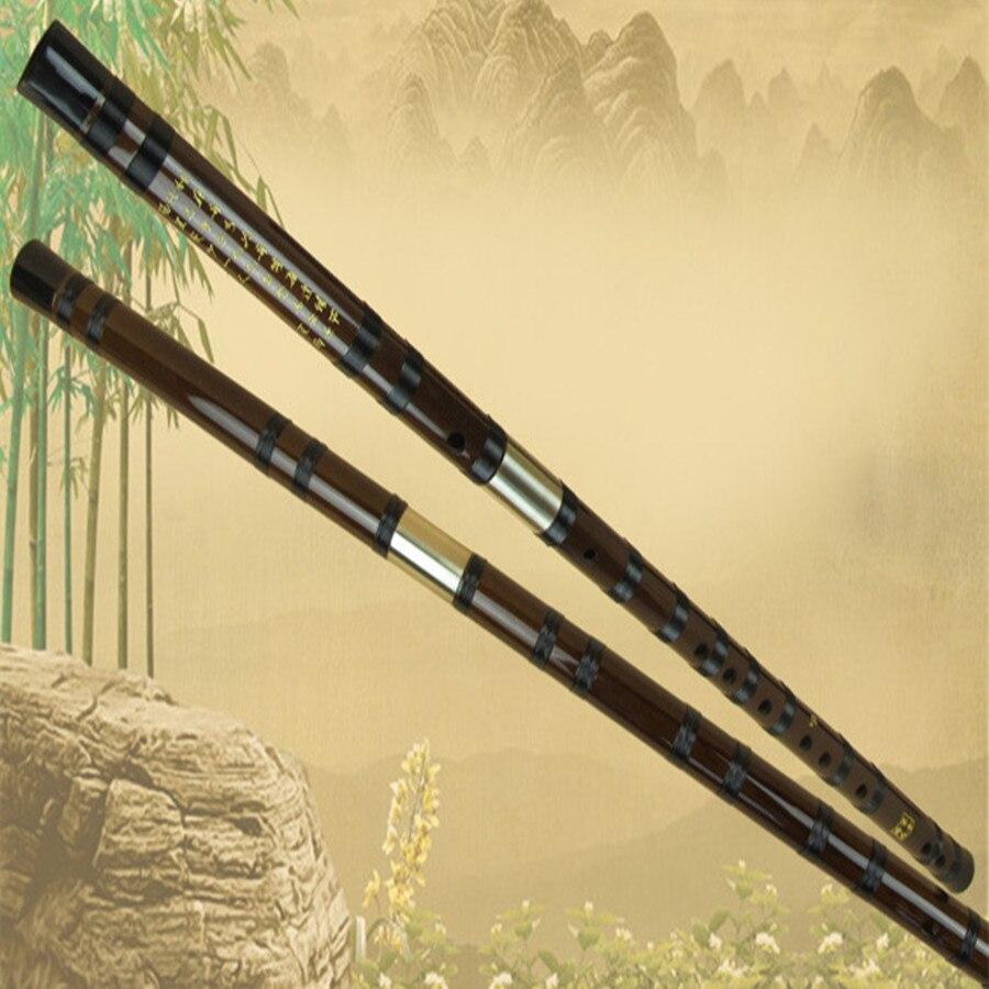 Bamboo flauta Dizi glazbeni instrumenti flauta transverzalna C D E F - Glazbeni instrumenti - Foto 6
