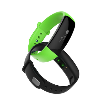 2017 Factory New beautiful smart band with three axis MEMS G sensor real-time vibration alert lift wrist display Technology