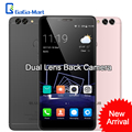 "BLUBOO Dual 4G LTE Smartphone Dual Rear Camera Android 6.0 MTK6737T Quad Core 2G RAM 16G ROM 13MP 3000mAh 5.5"" FHD Mobile Phone"