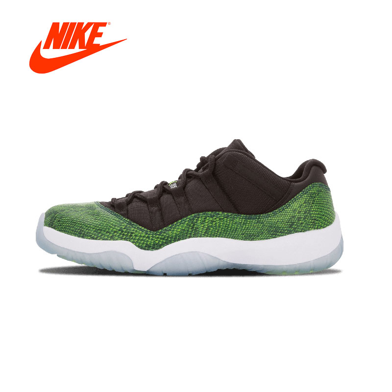 цена Original New Arrival Authentic NIKE Air Jordan 11 Retro Low
