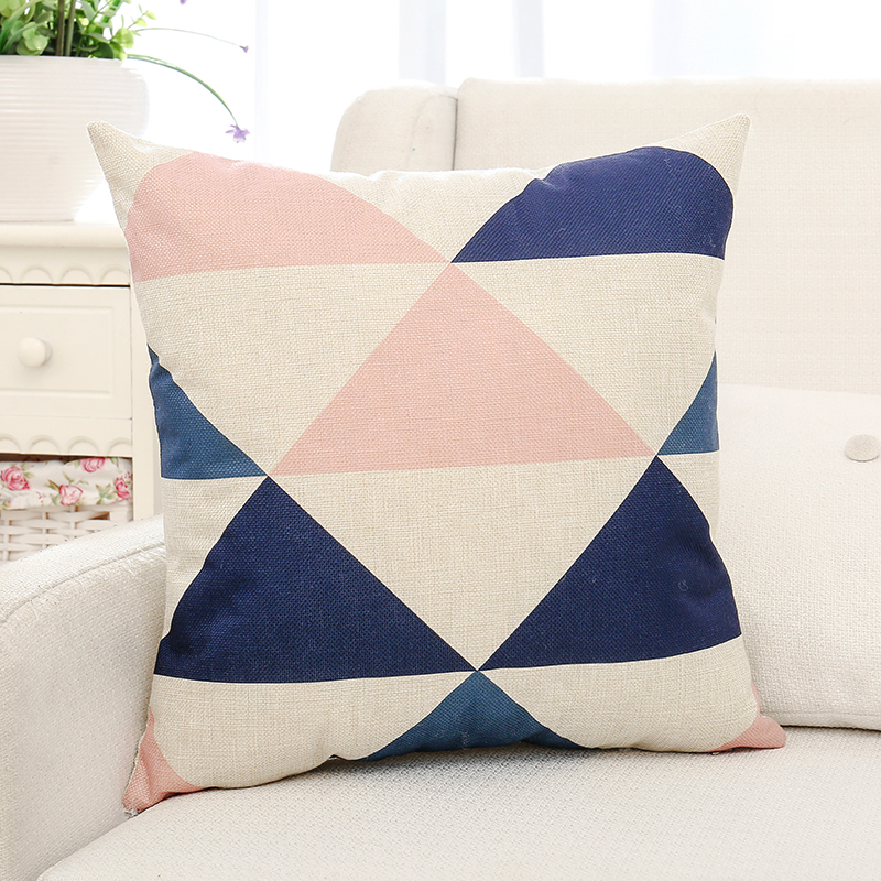 Geometric Cushion Cover Pillow Case Best Children's Lighting & Home Decor Online Store